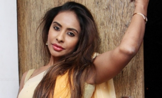 Sri Reddy proposes 'red light' solution