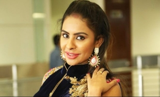 Lost respect for you Ma'am: Sri Reddy