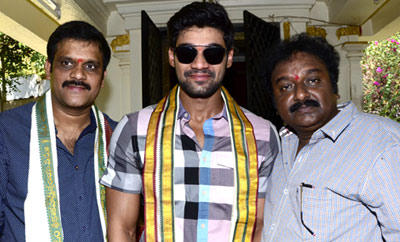 Sriwass - Bellamkonda Srinivas Movie Launch