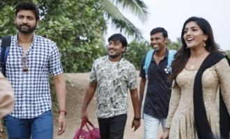 'Subramanyapuram' On Location