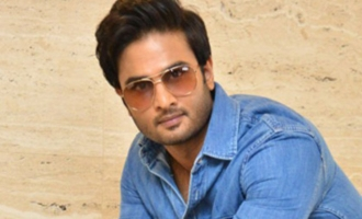 'Sammohanam' is so realistic: Sudheer Babu [Interview]