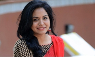 Singer Sunitha Clarifies on Second Marriage