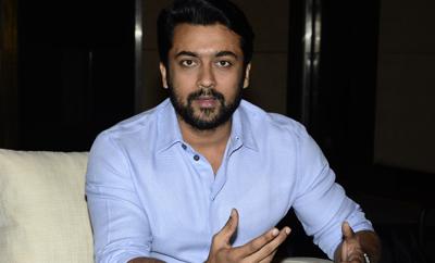 Suriya on 'Gang', its subject, dubbing in Telugu & more