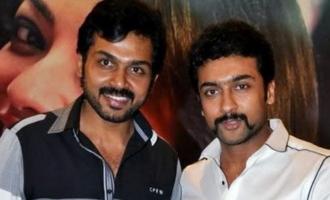Suriya-Karthi's sis debuts with Tamil film