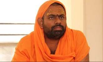 Swami Paripoornananda's house arrest ahead of Yatra