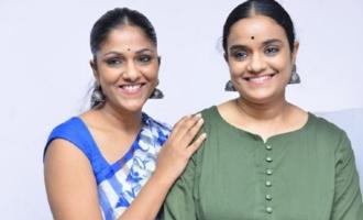 Swapna & Priyanka on 'Mahanati', Nag Ashwin, Keerthy Suresh & more