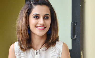 Taapsee, the new guest on Bigg Boss