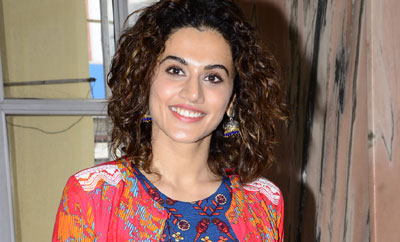 Tollywood is my Homeland: Tapsee