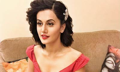 Taapsee Pannu confident about Telugu hit