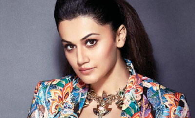 Taapsee, the 'most powerful woman'
