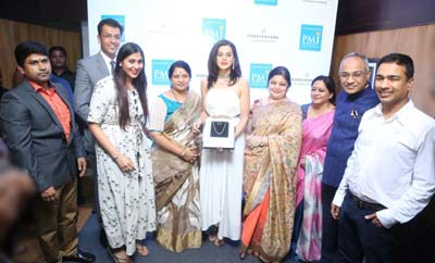 Taapsee Launches Forevermark Diamond Collections at PMJ Jewels
