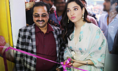 Tamannah Launches B New Mobile Store