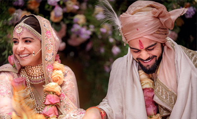 It is official now: Virat Kohli marries Anushka Sharma at Milan