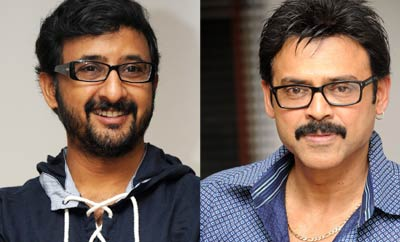 Your chance to act in Teja-Venkatesh's film