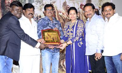 'Tholi Kiranam' Platinum Disc