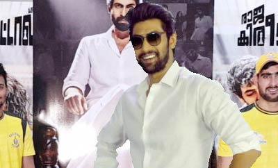 Mixing Telugu Titans, AR & Rana's film