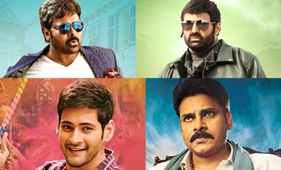 Five Top Rivalries Out To Redefine Tollywood