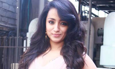 Trisha says wrap for three movies