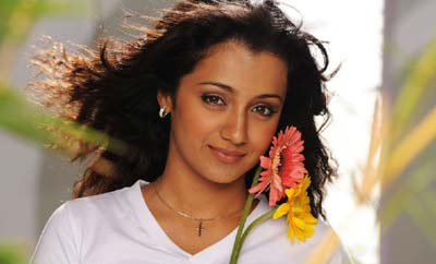 Trisha quits from big-ticket movie