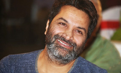 'Chalo' teaser release by Trivikram