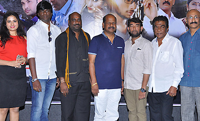 'Undha Ledha' Press Meet