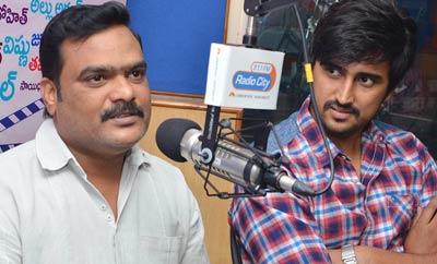 'Vaisakham' Team @ Radio City