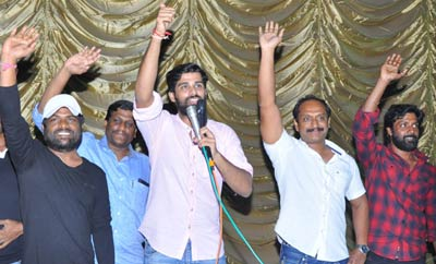 'Venkatapuram' Team Visits Theaters