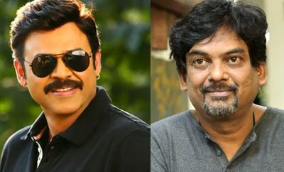 All set for Venkatesh-Puri film: Reports