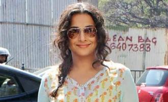 My role is integral to 'NTR': Vidya Balan