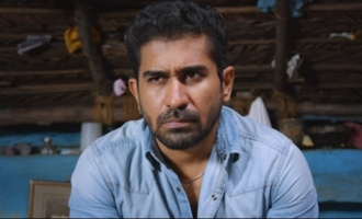 Vijay Antony is so intense in 'Kaasi'
