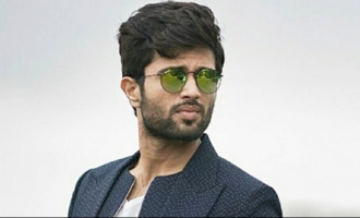 Vijay Devarakonda refuses to say sorry to Savitri's fans