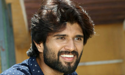 Truth about Vijay Devarakonda's KCR link