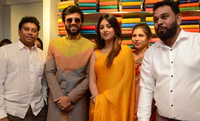 Vijay Devarakonda & Anu Emmanuel launch KLM fashion mall