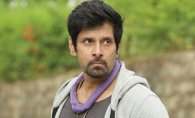 Vikram says sorry to comedian