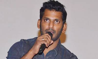 Vishal will be killed, threat message warns
