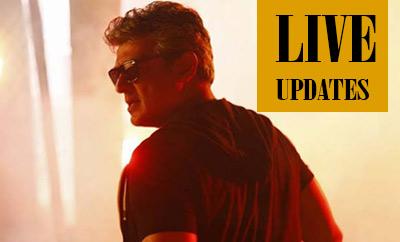 Ajith's 'Vivekam' Review Live Updates