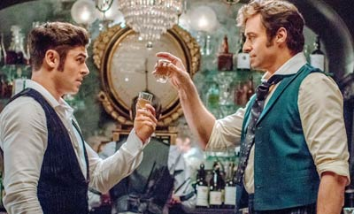 Zac Efron and Hugh Jackman's 'The Greatest Showman'
