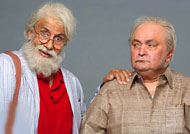 '102 Not Out' director stumped by Big B, Rishi Kapoor's passion