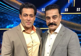 Superstars Salman Khan and Kamal Haasan Unite For 'Vishwaroopam 2'