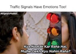 Mumbai Police Meme's 'Dhadak' Moment Impresses This Beauty