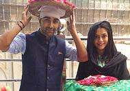 Aadar, Anya visit Ajmer Sharif Dargah