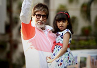 When Aaradhya was afraid!