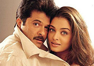 Ash re-unites (on-screen) with Anil Kapoor after 18 years!