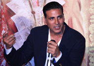 Akshay Kumar: Interested in more eyeballs than box office collections