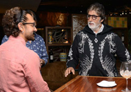 Big B wraps up 'Thugs of Hindostan' first schedule
