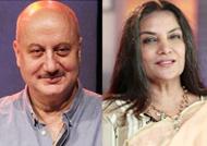 Anupam Kher, Shabana Azmi as jury of Australian Academy's film fest