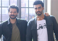 When Anil Kapoor and Arjun Kapoor got emotional
