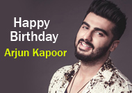 Happy Birthday, Arjun Kapoor