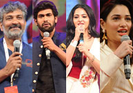 'Baahubali-2' event: Grand, grateful, emotional