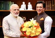 Madhur Bhandarkar meets PM Modi